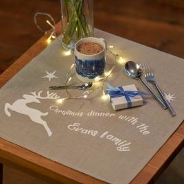 Personalised Ceramic Winter Warmer Mug