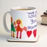 Your Child's Artwork Personalised Mug