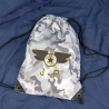 Military Drawstring Kit Bag