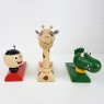 Personslised Wooden Animal Door Stop