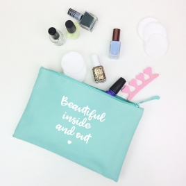 Personalised Make Up / Toiletries Bag