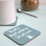 Personalised Coffee Break Coaster