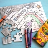 Personalised Colour In Puzzle