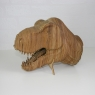 Wooden Dinosaur Model Kit