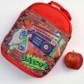 Personalised Graffiti Lunch Bag