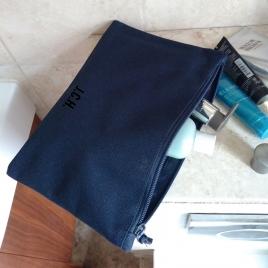 Personalised Men's Toiletries Bag