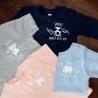 Personalised Baby Animal Clothing Set