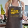 Personalised Ladies Retro Style Apron