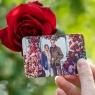 Premium Aluminium Photo Card