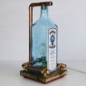 Handmade Gin And Copper Lamp