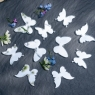 Mirrored Butterfly Decorations