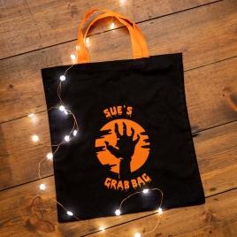 Halloween Tote Grab Bag