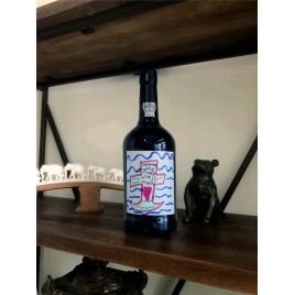 Personalised Childs Artwork Wine Bottle Label