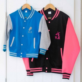 Personalised Matching Varsity Jackets