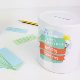 Personalised Happy Memories Box