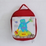 Personalised Robot Lunch Bag