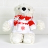 Personalised Christmas Soft Toy