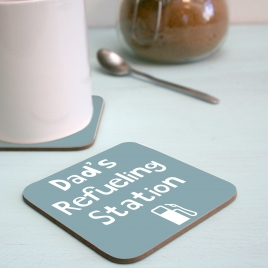 Personalised Coffee Break Coaster