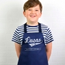 Personalised Retro Style Child's Apron