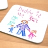 Your Child's Artwork Personalised Coaster