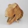Wooden Dinosaur Model Kit