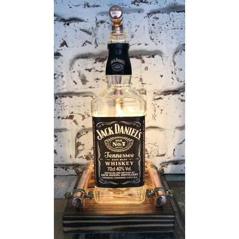 Jack Daniels Retro Table Lamp
