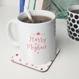 Royal Wedding 2018 Souvenir Mug