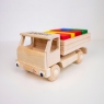Wooden Tipper Truck With Building Blocks