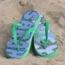 Personalised Name Flip Flops