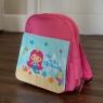Personalised Mermaid Backpack